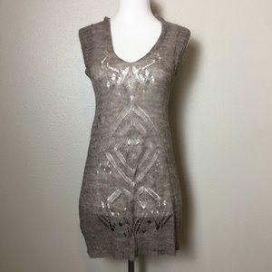 Nanette Lepore Wool Knit Sweater